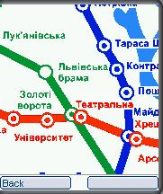 Metro Navigator Kiev   All
