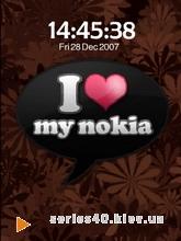 Love Nokia | 240*320