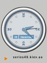 Media Clock | 240*320