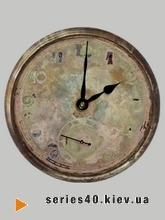 Salvage Clock | 240*320