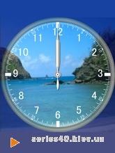 Landscape Clock - Strait | 240*320