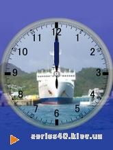 Landscape Clock - Port | 240*320