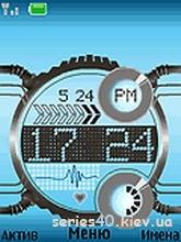 Electro Clock | 240*320