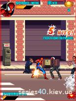 Spider-Man: Toxic City (Русская версия) | 240*320