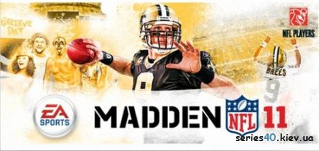 Madden NFL 11 لعبة كرة القدم الأمريكية لجميع أنواع الجوال
