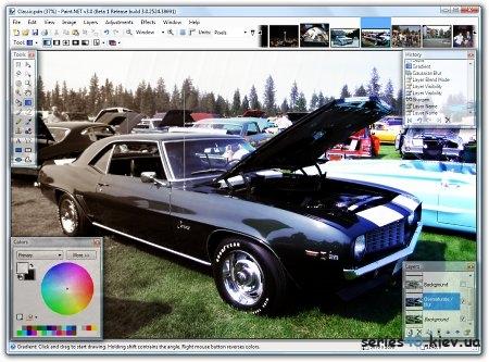 Paint.NET 3.5.8 Rus