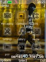 Lil' Wayne by KANone | 240*320