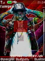 Lil' Wayne #2 by KANone | 240*320