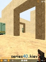 Counter Strike Source: Dust Edition (Мод) | 240*320