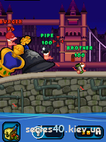 Worms Reloaded   240*320