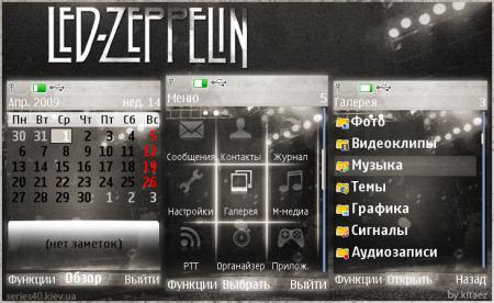 Led Zeppelin by kitaez | 240*320