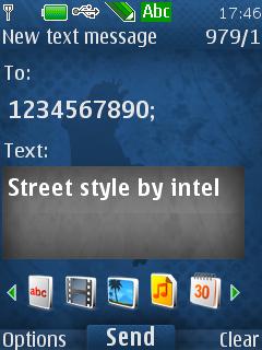 Street Style by intel | 240*320
