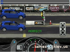 Drag Racing (Взломанная версия) | 320*240