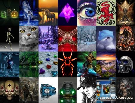 Коллекция Анимациий | 240*320