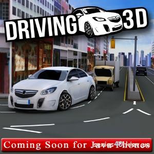 Driving 3D (Анонс) | 240*320