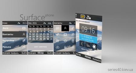 Microsoft-Surface | 240*320