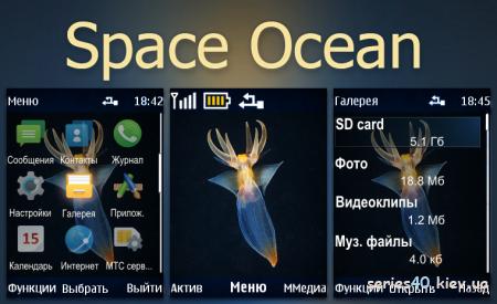 Space Ocean | 240*320
