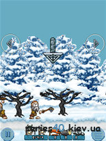 Vikings - Winter Adventure   240*320