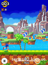 Sonic Runners Adventure | 240*320