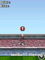 Euro Football Kicks   240*320