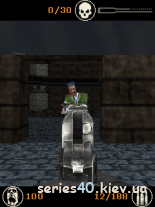 Unreal Arena 3D (prototype) | 240*320