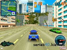 Nitro Street Racing (Мод)   320*240