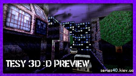 Tesy 3D :D (Pre-Alpha) (Мод) | 240*320