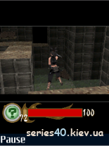 3D Tenchu Ayame's Tale (Retextured) (Мод) | 240*320