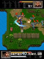 Three Kingdoms Warriors - Legend of Mighty Generals (China) | 240*320